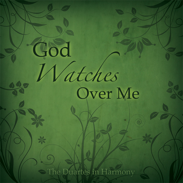God Watches over Me CD