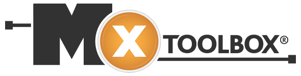 MX Toolbox logo