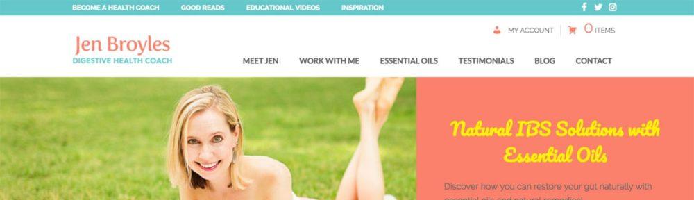 Jen Broyles Website