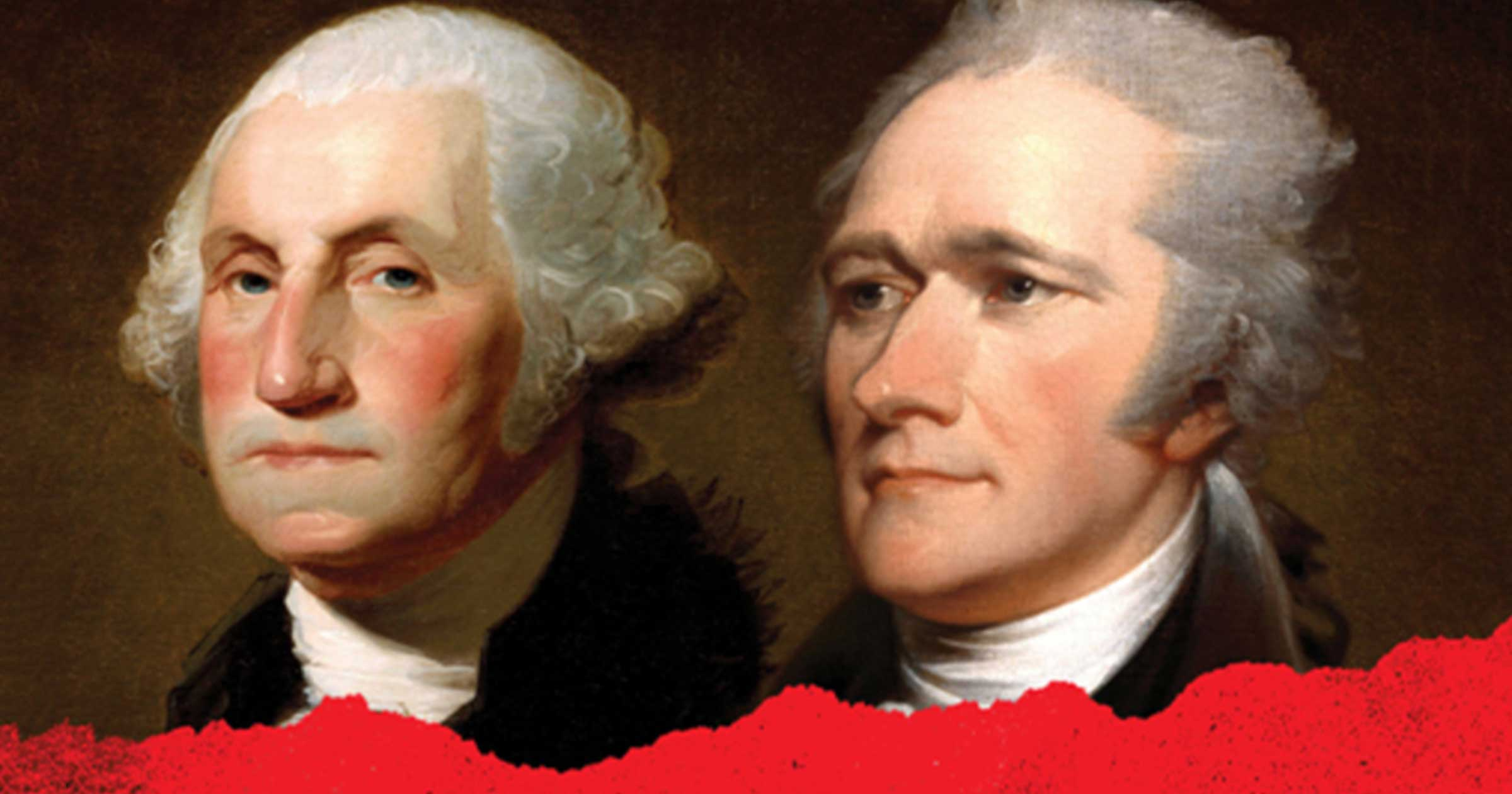Washington and Hamilton: The Alliance That Forged America by Stephen F. Knott